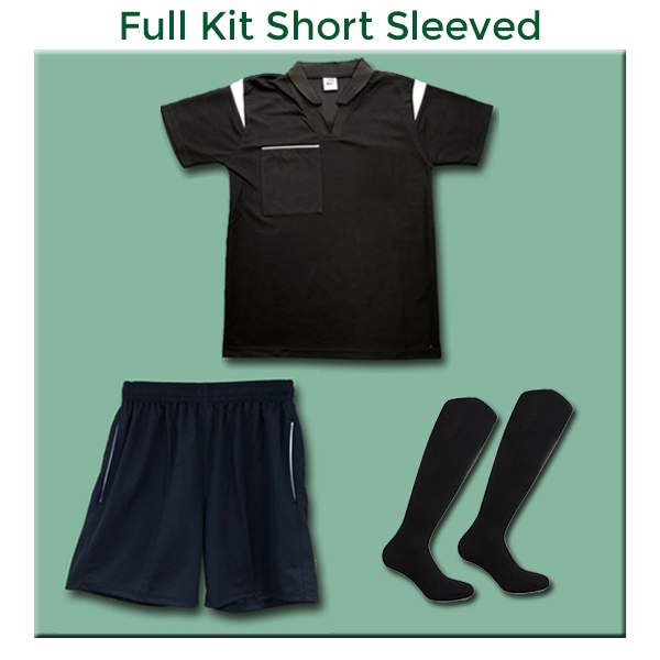 edfe0d075 2018 A&H Referee Kit - Short Sleeved - A&H International